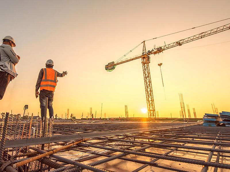 industrie bouw